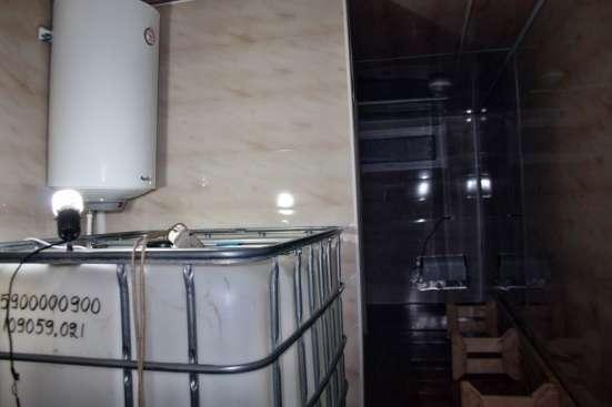 Блок-контейнер 6-м душевые-помывочные кабины укомплектованн в Санкт-Петербурге Фото 2
