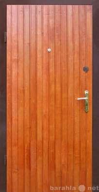 Двери металлические, полимерные.