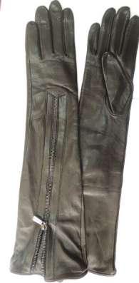 Кожаные перчатки оптом и в розницу в Волгограде Фото 1