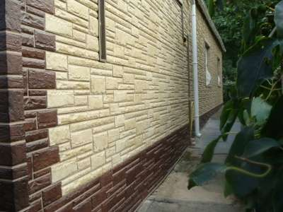 Фасадные панели (Цокольный-сайдинг)