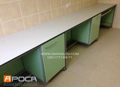 Лабораторная мебель, шкафы вытяжные в Челябинске Фото 4