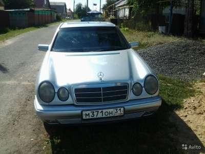 подержанную иномарку Mercedes E - класс, цена 250 000 руб.,в Старом Осколе Фото 4