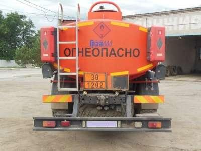 топливозаправщик КАМАЗ 43118 в г. Усинск Фото 4