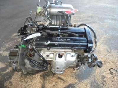 автозапчасти Двигатель HONDA CR-V B20B