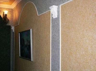 Декоративная штукатурка стен в Сочи Фото 2