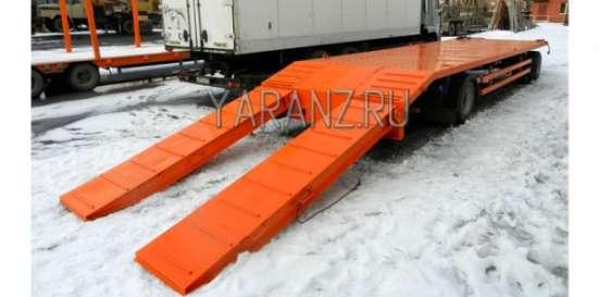 """6. Прицеп тяжеловоз """"1+1"""" 16 тонник 8 метровый в Челябинске Фото 1"""