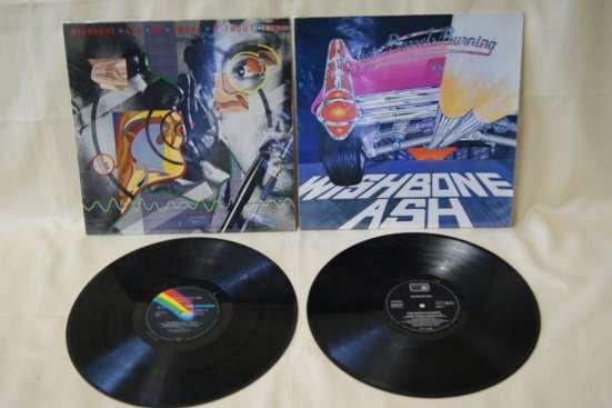WISHBONE ASH-1978/1980 Made In W. Germany