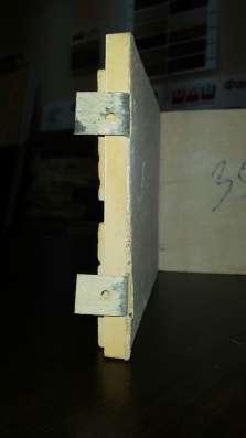 Фасадная плитка с креплением на саморезы