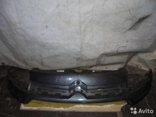 Решётка радиатора Ситроен Берлинго (Citroen)