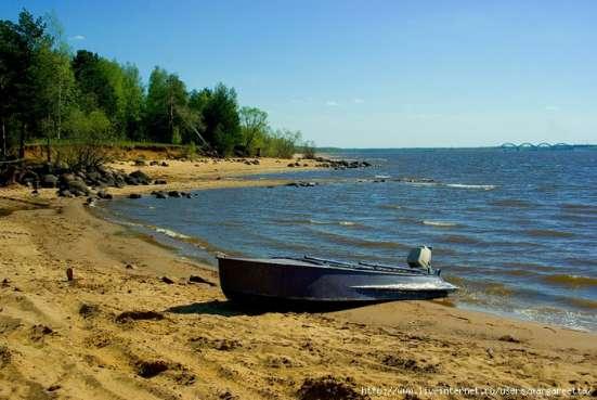 Продаю земельный участок на берегу Рыбинского водохранилища