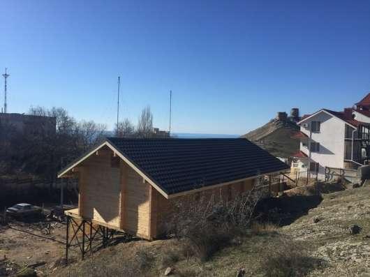 Дом из сибирской сосны