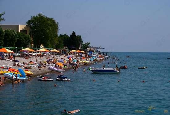 Продам Базу отдыха с пляжной полосой на берегу чёрного моря