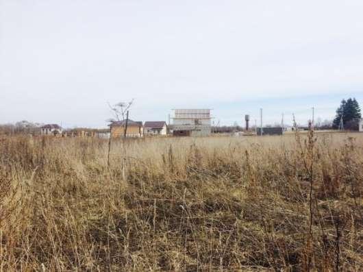 Продается земельный участок 10 соток в д.Кукарино, Можайский р-он, 100 км от МКАД по Минскому, Можайскому шоссе. Фото 1