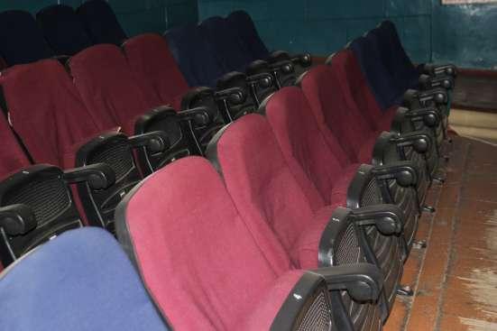 Кресла кино-театральные
