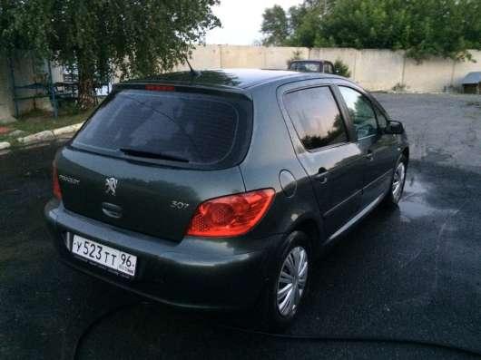 Продажа авто, Peugeot, 307, Механика с пробегом 160000 км, в Екатеринбурге Фото 5
