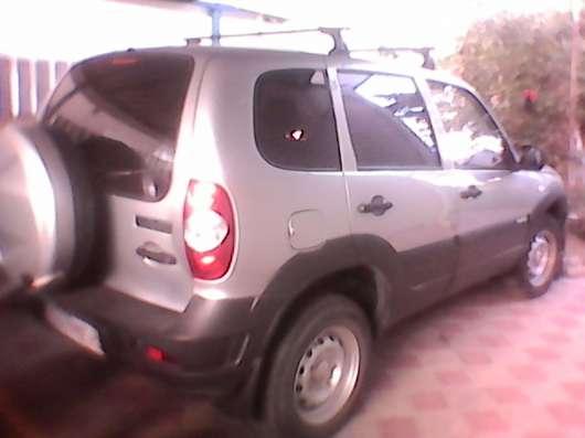 Продажа авто, Chevrolet, Niva, Механика с пробегом 28500 км, в Астрахани Фото 1