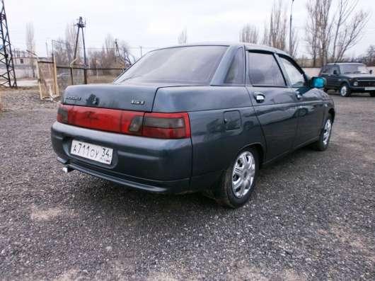Продажа авто, ВАЗ (Lada), 2110, Механика с пробегом 120000 км, в Волжский Фото 4
