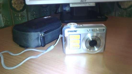 Продается цифровой фотоаппарат Sony 7,2пикс. б/у