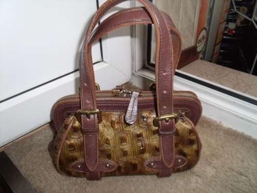 Манерная брендовая сумочка ana pauia новая