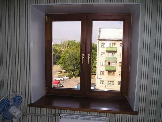 Деревянные окна. Ремонт изготовление монтаж в Екатеринбурге Фото 2