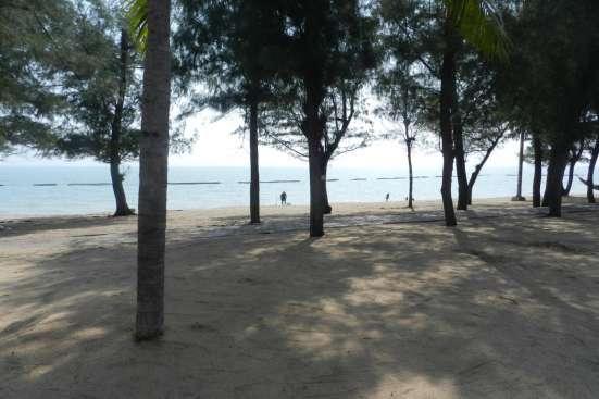 Люкс апартаменты на 5 человек у моря и пляжа Джомтьен