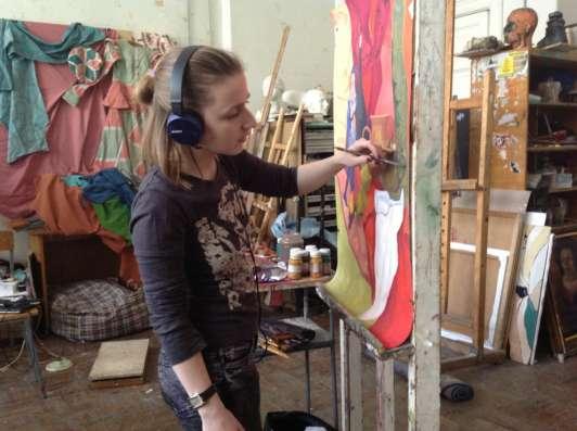 Обучение рисованию, живописи, скульптуре