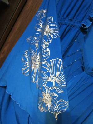 Новая блуза-туника