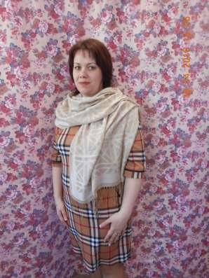 Весенне-осенний шарф в г. Бологое Фото 3