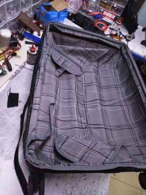 Ремонт чемоданов, сумок, установка фурнитуры и многое другое