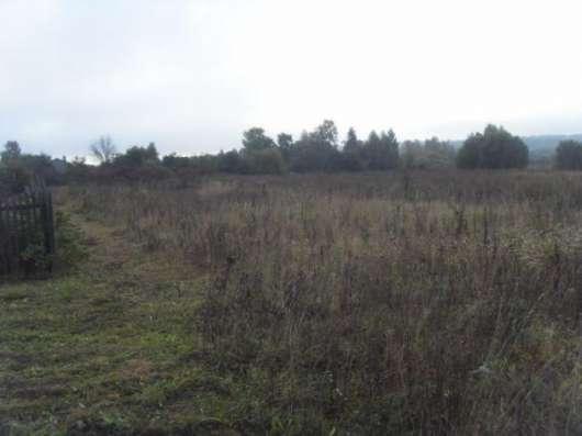 Продается земельный участок 17,5 соток в дер. Гавшино (ЛПХ) Можайский район, 100 км от МКАД по Минскому шоссе. Фото 1