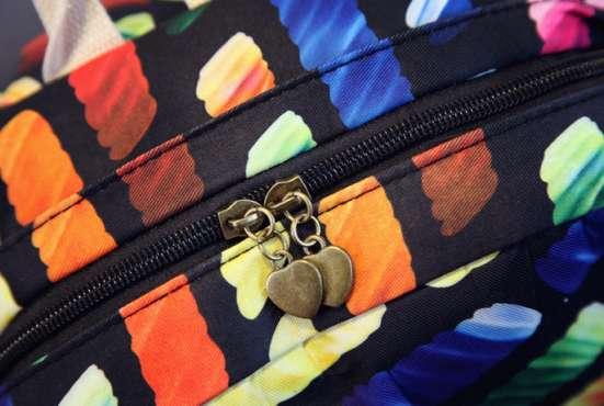 Рюкзак городской Bricks разноцветный цветной в г. Запорожье Фото 4