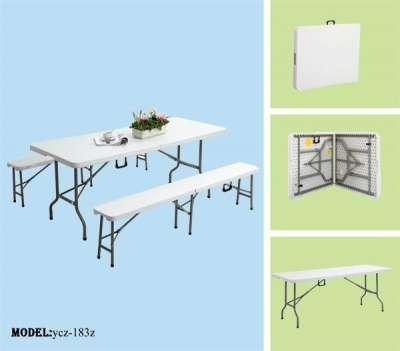 Складной стол для кейтеринга СМ 1-1