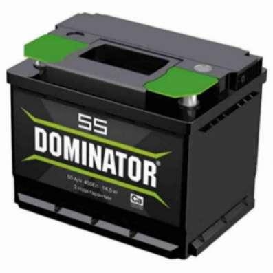 Аккумуляторы DOMINATOR 55-100 А.Ч.