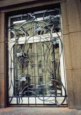 Изготовим металлические решетки на окна в г. Самара Фото 2