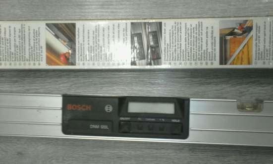 Электронный уровень Bosch DNM 120 L б/у очень мало