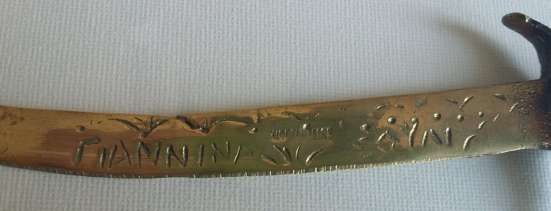 Нож коллекционный для писем, канцелярский в г. Франкфурт-на-Майне Фото 5