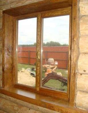 Деревянные окна. Ремонт изготовление монтаж