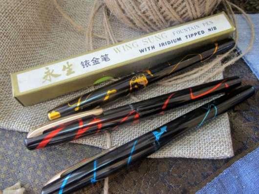 Wing Sung 812 - 70-80 г.- исключительный стиль модников