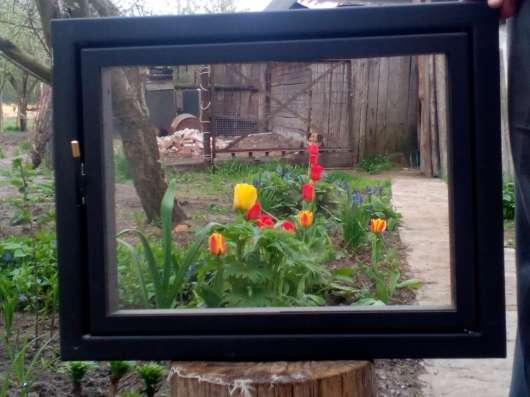 Дверца на камин 54x69