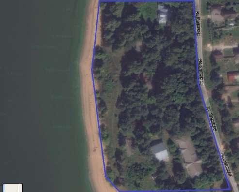 Продаю земельный участок в с. Глебово, на южном берегу р. Во