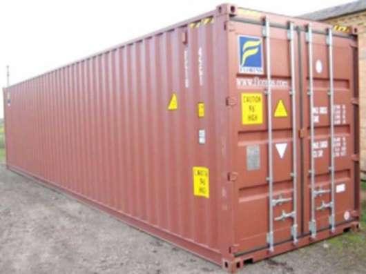 Аренда под склад контейнер 35 м2. в г. Щелково Фото 3