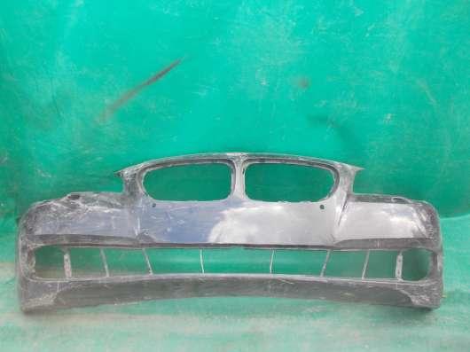 Бампер оригинальный Б/У BMW e60