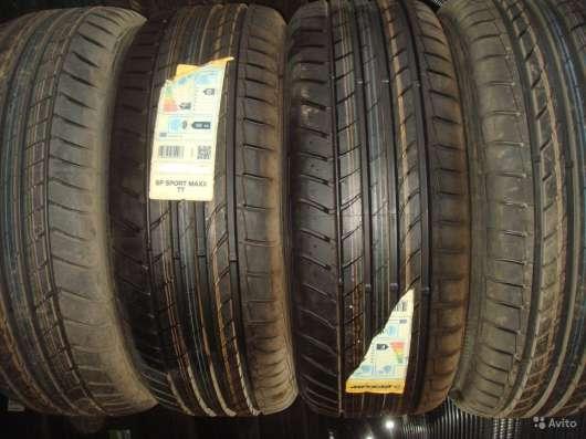 Новые японские Dunlop 245/45ZR19 макс тт