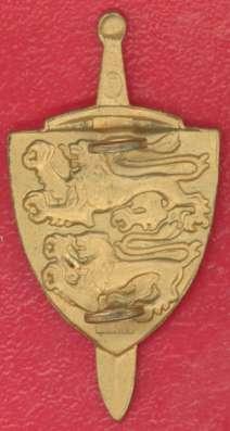 Дания Кокарда Шлезвигского пехотного полка в Орле Фото 1