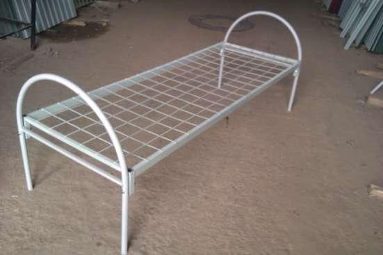 Кровати металлические в Саратове Фото 2