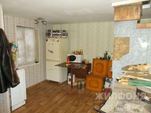 дом, Новосибирск, Чкалова, 47 кв.м. Фото 2