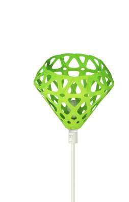 Торшер ZAHA LIGHT зеленый
