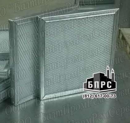 Кассетный фильтр ФВКас - изготовление!