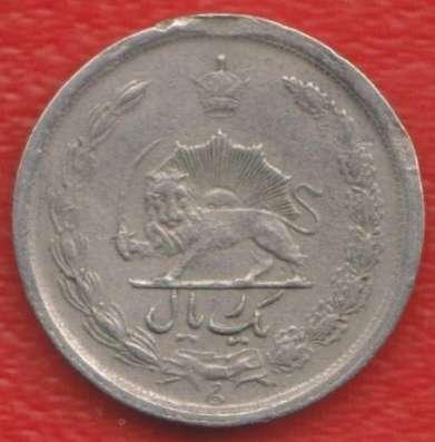 Иран 1 риал 1970 г.