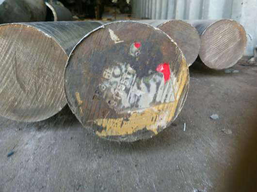 Круг нержавеющий марки AISI 316L диаметром 105
